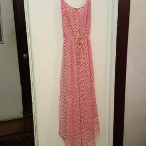 Dresses & Skirts - Juice Couture pink prints dress